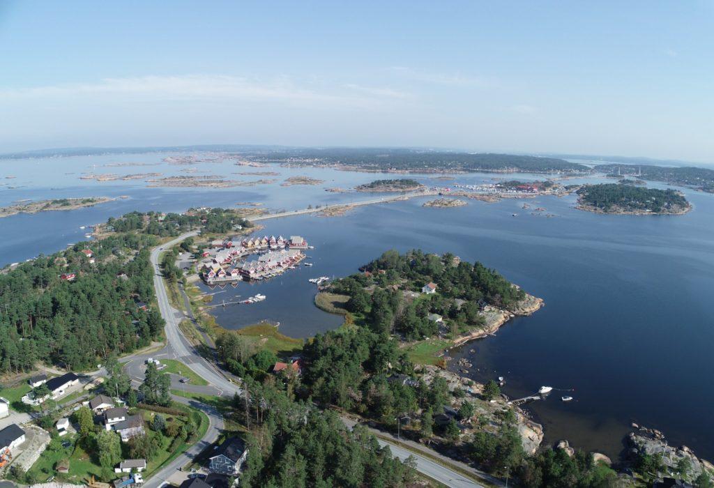 Oppstart på spennende jobb i Hvaler for Hafslund Nett.