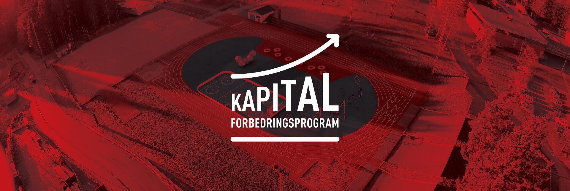 Park & Anlegg kapitalforbedringsprogram