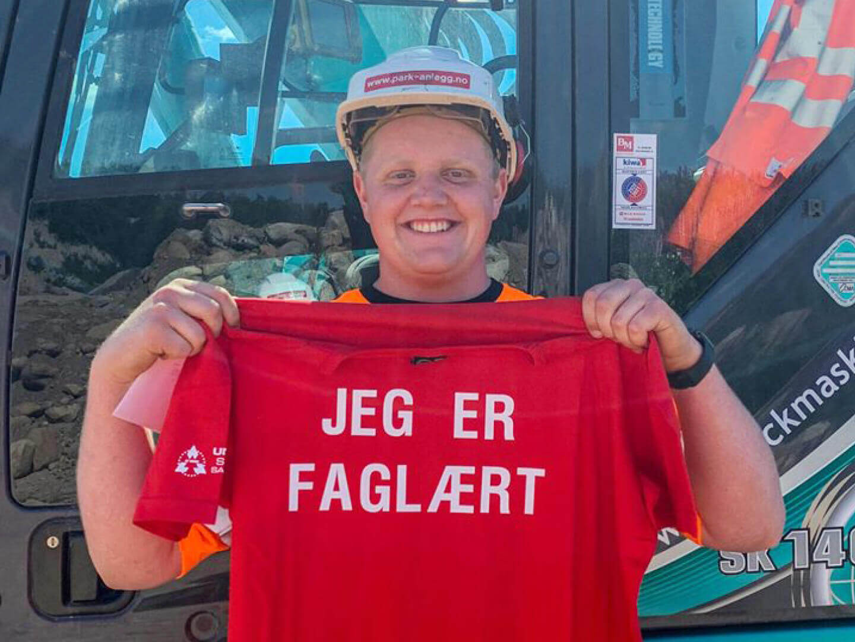 Torgeir Lund Faglært hos Park & Anlegg